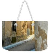 A Sidestreet In Provence Weekender Tote Bag