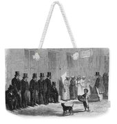 A Slave-pen At New Orleans Before Weekender Tote Bag