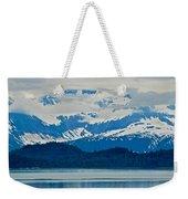 A Slice Of Alaska Weekender Tote Bag