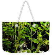 A Smile In A Clover Forest Weekender Tote Bag