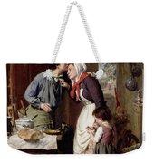 A Son's Devotion Weekender Tote Bag by Pierre Jean Edmond Castan