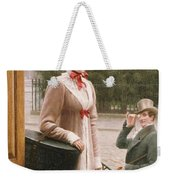 A Source Of Admiration Weekender Tote Bag