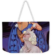 A Spanish Hairdresser Weekender Tote Bag by A Spanish Hairdresser