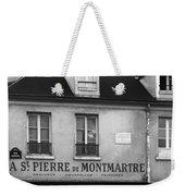 A St Pierre De Montmartre In Paris Weekender Tote Bag