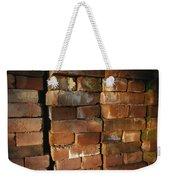 A Stack Of Bricks Weekender Tote Bag