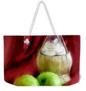 A Still Life Weekender Tote Bag