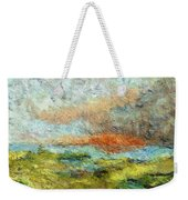 A Storm Is Coming Weekender Tote Bag