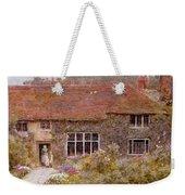 A Surrey Cottage Weekender Tote Bag