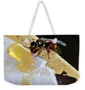 A Taste Of Honey Weekender Tote Bag
