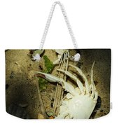 A Time To Shed Weekender Tote Bag