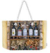 A Toast To Olympia Weekender Tote Bag