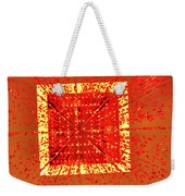 A Total Burst Of The Heart Weekender Tote Bag