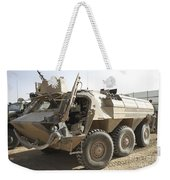 A Tpz Fuchs Armored Personnel Carrier Weekender Tote Bag