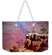 A Tree And The Canyon Weekender Tote Bag