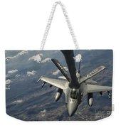 A U.s. Air Force F-16c Block 50 Weekender Tote Bag