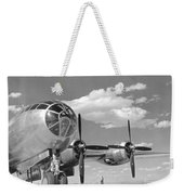 A U.s. Army Air Forces B-29 Weekender Tote Bag