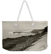 A View Central California Coast Weekender Tote Bag