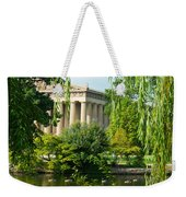 A View Of The Parthenon 12 Weekender Tote Bag