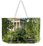 A View Of The Parthenon 5 Weekender Tote Bag