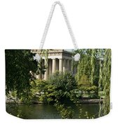 A View Of The Parthenon 6 Weekender Tote Bag