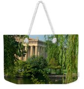 A View Of The Parthenon 8 Weekender Tote Bag