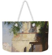 A View Of Venice From A Terrace Weekender Tote Bag