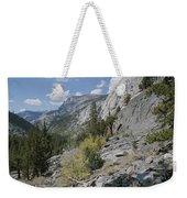 A View Through Goddard Canyon Weekender Tote Bag