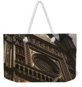 A View Upward At The Duomo Di Orvieto Weekender Tote Bag