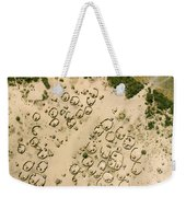 A Village On The Shores Of Lake Chad Weekender Tote Bag