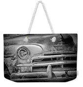 A Vintage Junk Plymouth Auto Weekender Tote Bag