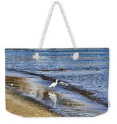 A Visit To The Beach Weekender Tote Bag