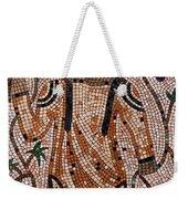 A Wealthy Farmer Weekender Tote Bag by Cynthia Amaral