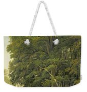 A Wooded Landscape  Weekender Tote Bag