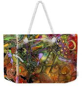 A World-full Of Hope Makes Room For Trust Weekender Tote Bag