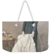 A Young Widow Weekender Tote Bag