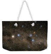 Ab Centauri Stars In The Southern Cross Weekender Tote Bag