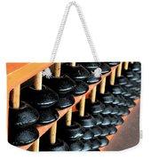 abacus III Weekender Tote Bag