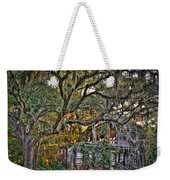 Abandoned But Not Forgotten Weekender Tote Bag