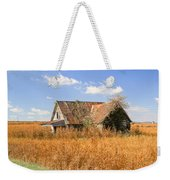 Abandoned Farmhouse 7 Weekender Tote Bag