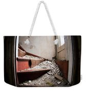 Abandoned Stairs Weekender Tote Bag
