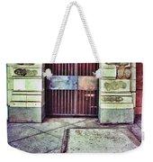 Abandoned Urban Building Weekender Tote Bag