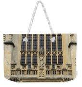Abbey Door Weekender Tote Bag