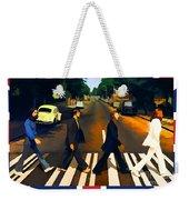 Abbey Road Weekender Tote Bag