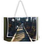 Abbotts Nature Trail Weekender Tote Bag