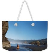 Abby The Great Weekender Tote Bag