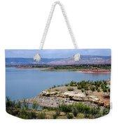 Abiquiu Lake New Mexico Weekender Tote Bag