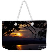 Abiquiu Sunset Weekender Tote Bag
