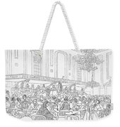 Abolition Cartoon, 1859 Weekender Tote Bag