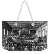Abolition Convention, 1840 Weekender Tote Bag