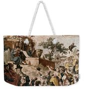 Abolition Of Slavery, 1794 Weekender Tote Bag